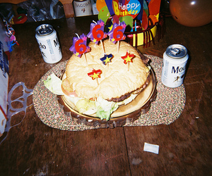 cake, disposable, and food image