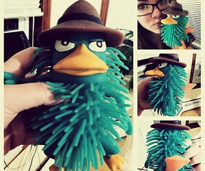 perry, toy, and perry the platypus image