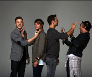 McFly, tom fletcher, and unsaid things image
