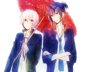 anime, nezumi, and shion image