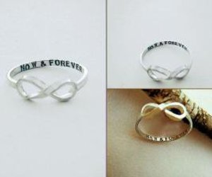 forever, infinity, and ring image