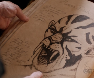 drawing, grimm, and wesen image