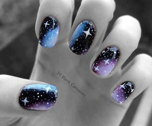 endless, pedicure, and stars image