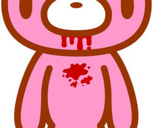 gloomy bear image