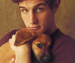 dog and nico tortorella image