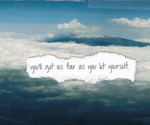 quotes, sky, and text image