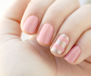 fashion, nail, and girl image