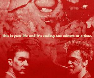 fight club and tyler durden image