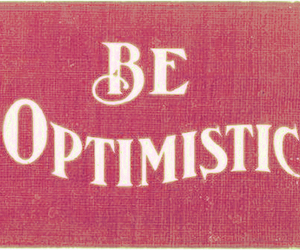 optimistic, quotes, and pink image
