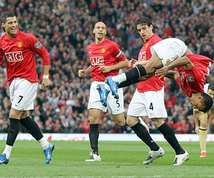manchester united, cr7, and dat ass image