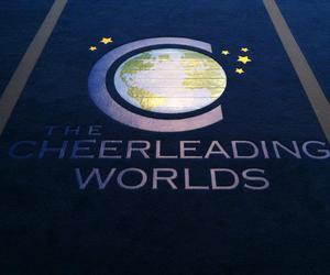 cheer, world, and cheerleading image