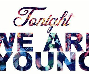 young, tonight, and fun image