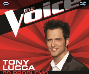 ipod, the voice, and music image