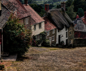 house, england, and street image