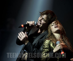 teen angels, lali esposito, and peter lanzani image