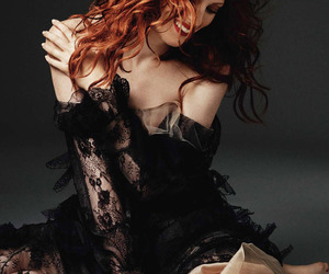 Karen Elson, red, and ch443 image