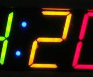420 and clock image
