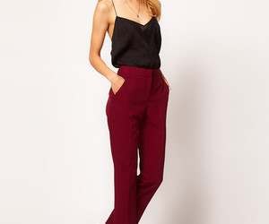 asos, fashion, and red image