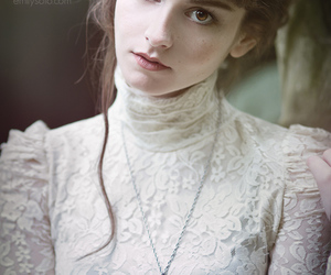 vintage, dress, and victorian image