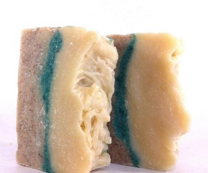unique, for men, and handmade soap image