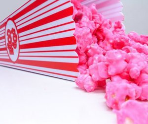 popcorn and pink image