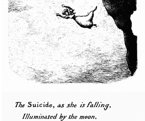 suicide and falling image