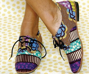 shoes, fashion, and colorful image