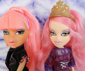 doll, dolls, and neon image