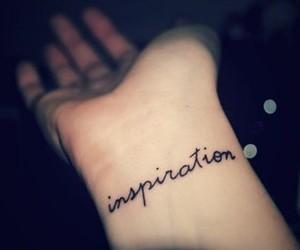 inspiration and tattoo image
