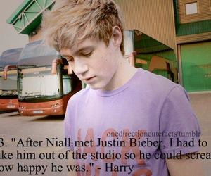 niall horan, one direction, and justin bieber image
