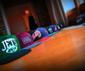 cap, obey, and hat image