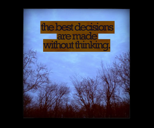 decisions image
