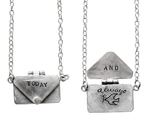 love, always, and necklace image