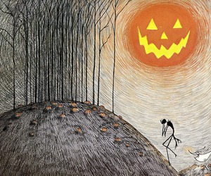 jack, Halloween, and nightmare before christmas image