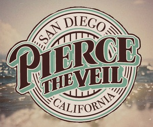 pierce the veil, band, and ptv image