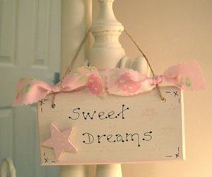 Dream, sweet, and sweet dreams image