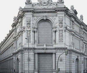 architecture, building, and white image
