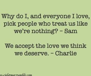 charlie, perks of being a wallflower, and Sam image