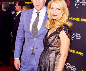claire danes, damian lewis, and homeland image