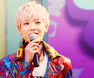 zelo, kpop, and b.a.p image