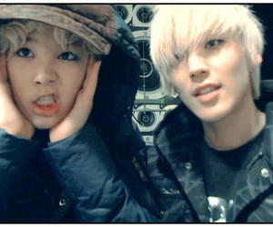 b.a.p, zelo, and kpop image