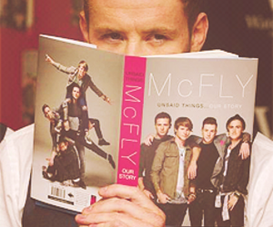 danny jones, McFly, and our story image
