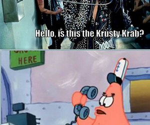 Lady gaga, patrick, and funny image