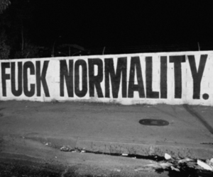 be proud, normality, and love image