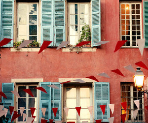 france, nice, and house image