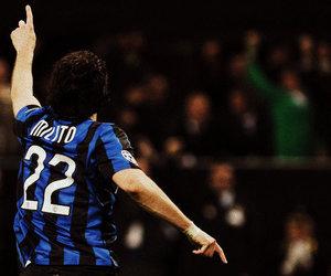 calcio, football, and Inter image