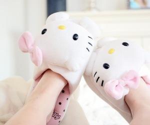 hello kitty, cute, and kawaii image