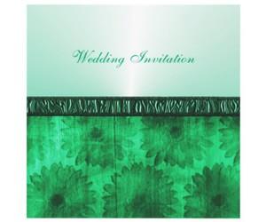 invitations, jade, and green theme image
