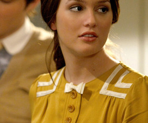 gossip girl, leighton meester, and blair image