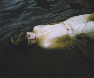 dead, delicate, and girl image